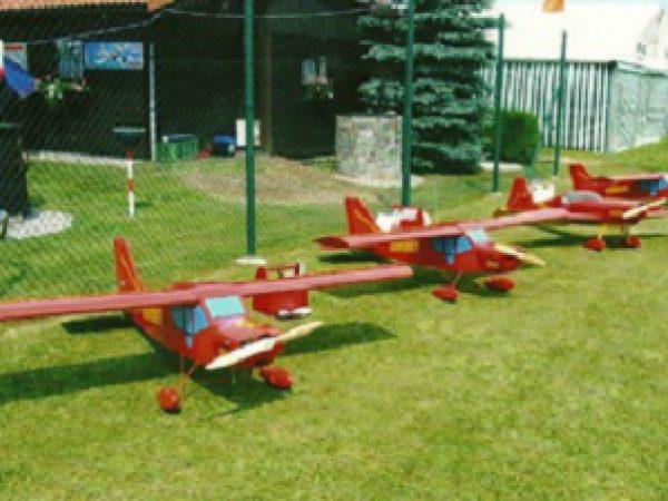 3 x Rosinenbomber 2005