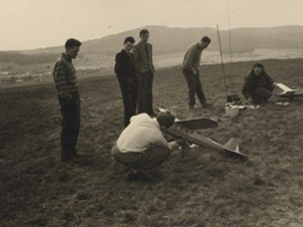 Hildenbühl März 1957-Bild 2